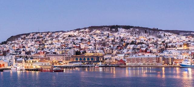 Quelles activités faire à l'occasion d'un voyage à Tromsoen hiver?